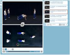 Screenshot www.dance360-school.ch