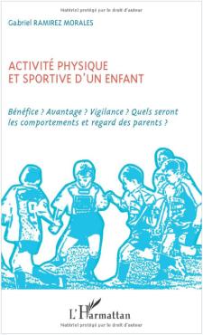 Couverture de l'ouvrage «Activité physique et sportive d'un enfant»