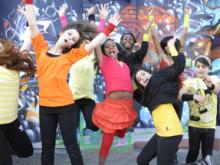 01/2013: Tanzen macht Schule
