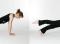 Pilates: Leg Pull Front