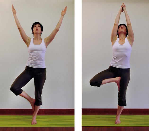 Cet exercice est l un des plus connus du yoga  il renforce la musculature  des jambes et les fessiers fcdc576930c