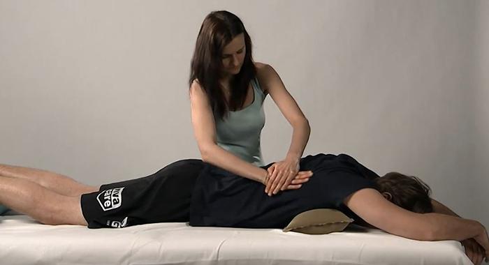 Sportmassage: Anleitungen für Kurzmassagen