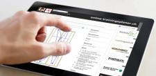 Entraînement: Instrument de planification en ligne