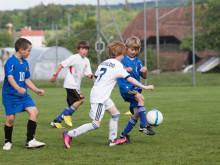 06-07/2013: Fussball im J+S-Kindersport