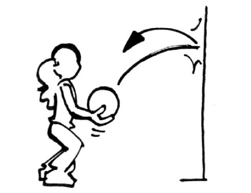 Ball Gegen Wand Spiel