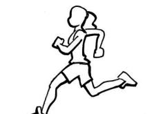 Courir vite: Course de vitesse (niveaux BC)