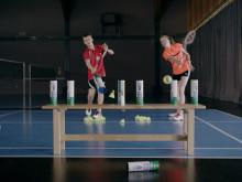 09/2013: Badminton – Shuttle Time