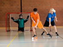 Unihockey: Spielend entdecken