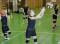 Netzball – Spielformen: Mit Zusatzball