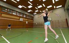 badminton spielformen