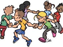 Sport des enfants – Jouer: Jeux pour le retour au calme