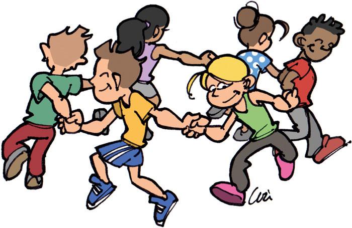 Kindersport Spielen Ubersicht Ausklangspiele Mobilesport Ch