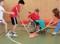 Sport und Handicap – Rollenzuteilung: Adler und Füchse