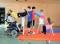 Sport und Handicap – Rollenzuteilung: Pyramide
