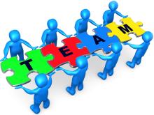 Formation des entraîneurs – Ateliers: Formation d'équipe – Travail d'équipe réussi