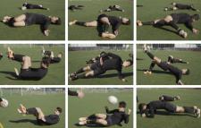 Reihenbilder mit verschiedenen Übungen.