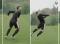 Fussball – Kopfballtraining: Technik – Aus der Rückwärtsbewegung (Zuwurf)