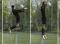 Fussball – Kopfballtraining: Technik – Nach beidbeinigem Absprung aus dem Stand (Pendel)