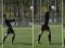 Fussball – Kopfballtraining: Technik – Aus Stand mit Vorschrittstellung (Zuwurf)