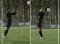 Fussball – Kopfballtraining: Technik – Nach beidbeinigem Absprung aus dem Stand (Zuwurf)