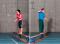 Sensomotorisches Training – Lage- und Bewegungssinn: Kleinere Unterstützungsfläche – Bleib oben