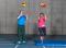 Sensomotorisches Training – Lage- und Bewegungssinn: Instabile Unterlage 2 D – Action