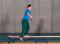 Sensomotorisches Training – Lage- und Bewegungssinn: Kleinere Unterstützungsfläche – Balancekünstler