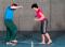 Sensomotorisches Training – Lage- und Bewegungssinn: Kleinere Unterstützungsfläche – Starke Füsse