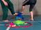 Sensomotorisches Training – Lage- und Bewegungssinn: Kleinere Unterstützungsfläche – Fussgymnastik
