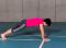 Sensomotorisches Training – Lage- und Bewegungssinn: Instabile Unterlage 2 D – Die Raupe
