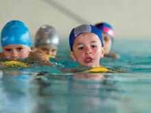 06/2015: Schwimmen lernen