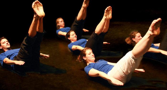 Gymnastique et danse: Renforcement