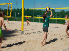 07/2015: Beachvolleyball
