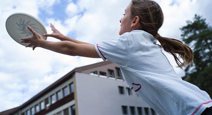 Freestyle – Frisbee: Filmati didattici di GORILLA