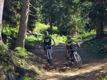 Freestyle – Bike: Level 2 – Choisir la ligne