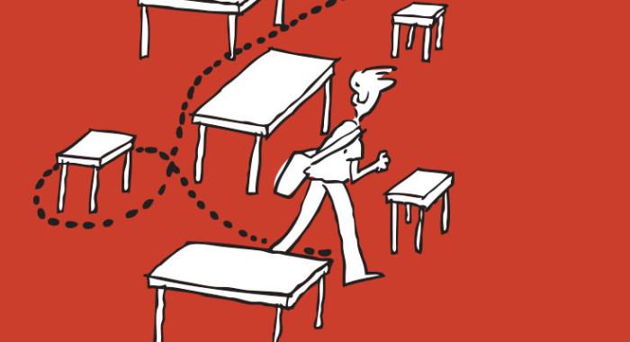 Bewegung für Familien mit Kindern: Bewegter Unterricht im Homeschooling