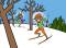 Ski de fond: Positionner – Jeux: Relais tout terrain