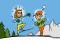 Ski de fond: Stabiliser – Jeux: Lapin glacé