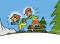 Ski de fond: Stabiliser – Jeux: Relais «schuss-pousse»