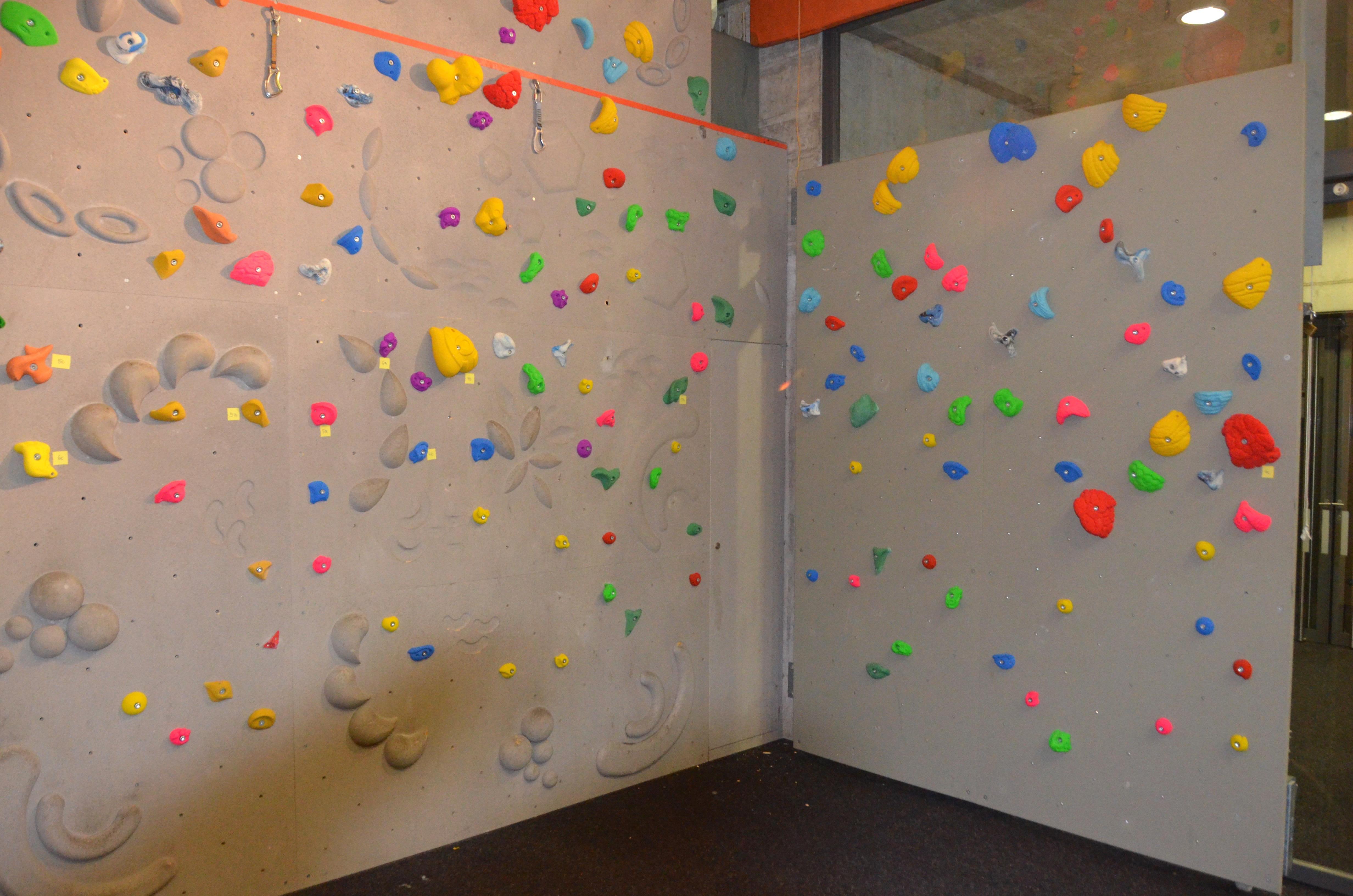 sportklettern – «climbingiscool.ch»: die ideale schulkletterwand