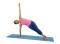 Yoga – En équilibre sur les mains (B1): Planche latérale