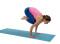 Yoga – En équilibre sur les mains (B1): Corbeau