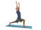 Yoga – Debout (P1): Variante du guerrier I