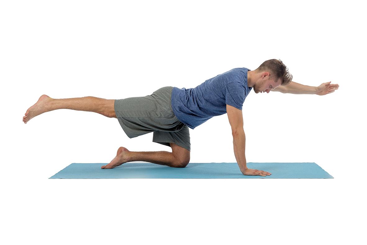 Yoga Rumpf P2 Aktivierung Der Bauchmuskulatur Mobilesportch
