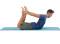 Yoga – Renforcement abdominal (P2): Sauterelle