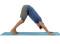 Yoga – Renforcement abdominal (P2): Chien avec tête en bas