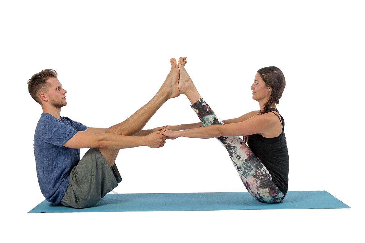 Yoga – Rumpf (P2): Das Boot » mobilesport.ch