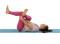 Yoga – Détente (R2): Demi-pigeon sur le dos