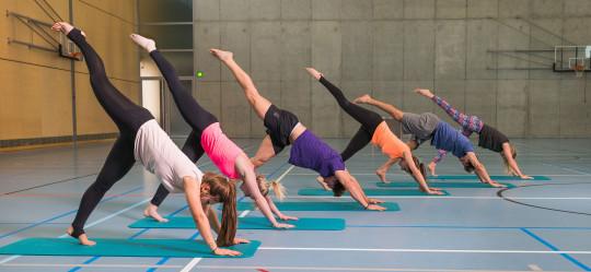 Yoga für die Schule