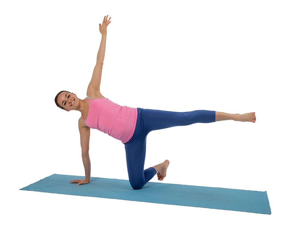 Yoga En Equilibre Sur Les Mains B1 Planche Laterale Mobilesport Ch